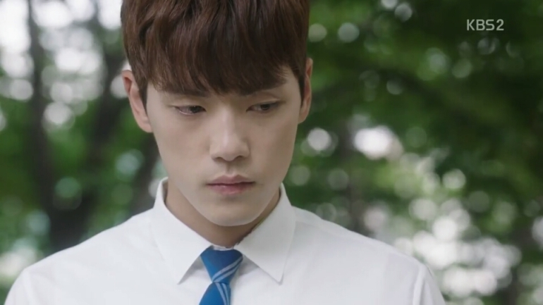 school 2017 ep 15 hyun tae woon sad