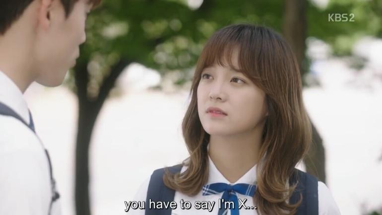 school 2017 ep 15 hyun tae woon tells eun ho to pin him