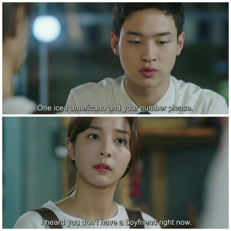school 2017 ep 15 song dae hwi sweet hong nam joo jang dong yoon