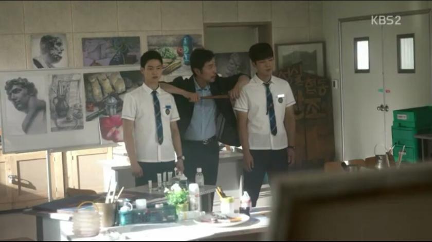 School 2017 ep song dae hwi teacher goo kim jung hyun