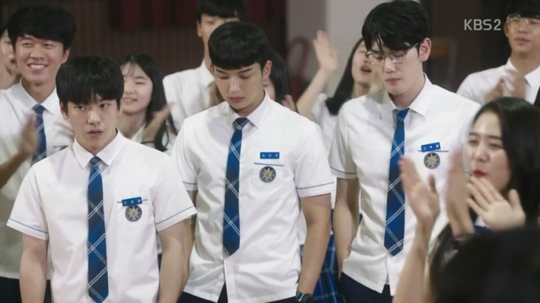 School 2017 episode 16 finale brat gang hee chan
