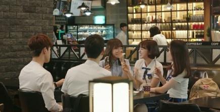 School 2017 episode 16 finale ra eun ho hyun tae woon friends cafe