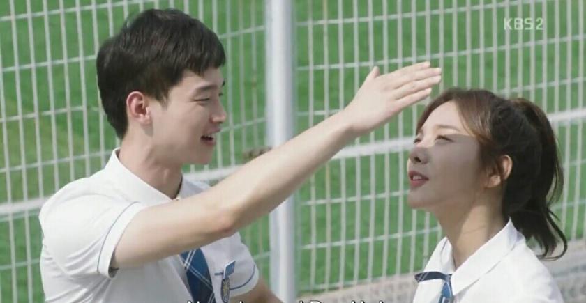 School 2017 episode 16 finale song dae hwi hong nam joo couple