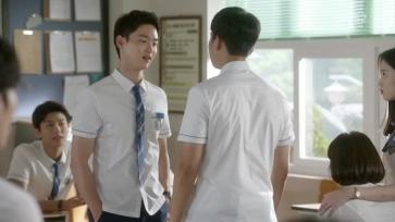 School 2017 episode 16 finale song dae hwi vs kim hee chan