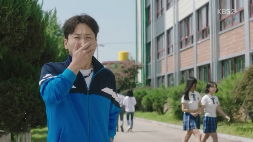 School 2017 episode 16 finale teacher jung funny crying