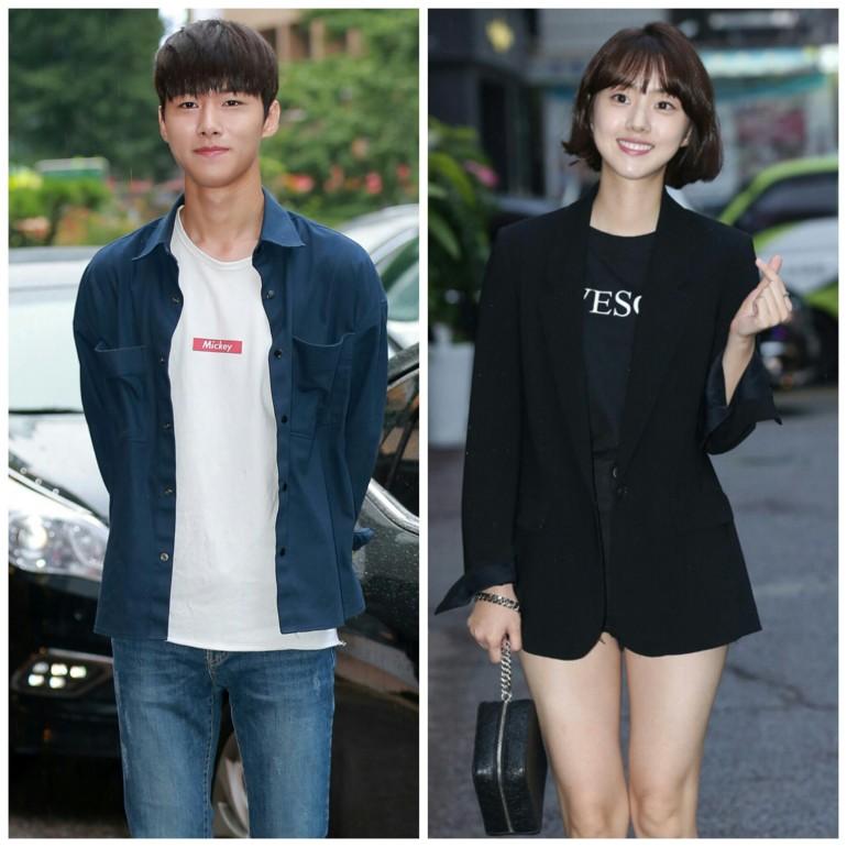 school 2017 finale party park se wan seo ji hoon oh sa rang yoon kyung woo