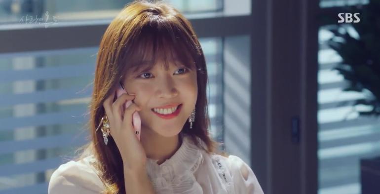 Temperature of Love Ep 1 Ji Hong Ah Jo Bo Ah