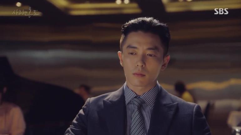 Temperature of Love Ep 1 Park Jung Woo Kim Jae Wook