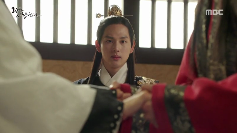 The King Loves Eps 29-30 (9)
