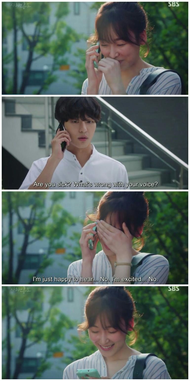 Temperature of Love Ep 5 6 on jung sun calls lee hyun soo