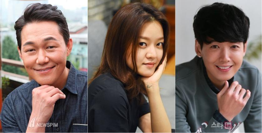 """Sự góp mặt đầy bất ngờ của 3 diễn viên đạo cội trong """"Cuộc sống trên sao hỏa"""" tháng 6 tới đây."""