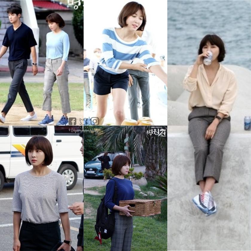ha jiwon hospital ship fashion