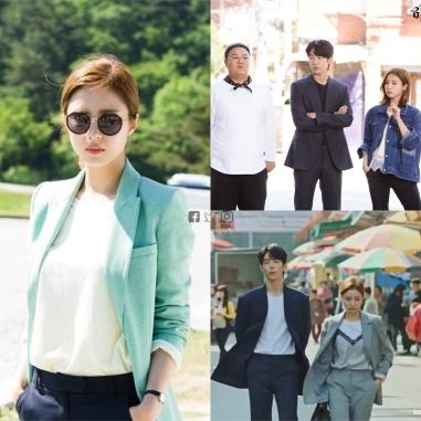 shin sekyung summer looks