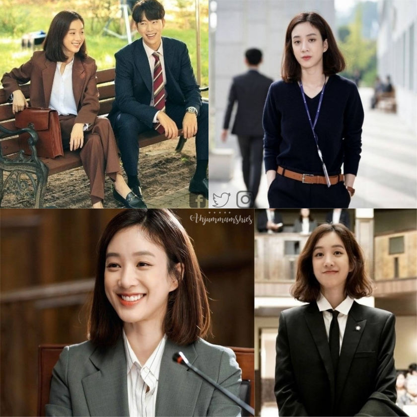 Witchs Court Ma Yi-deum (Jung Ryeo-won)