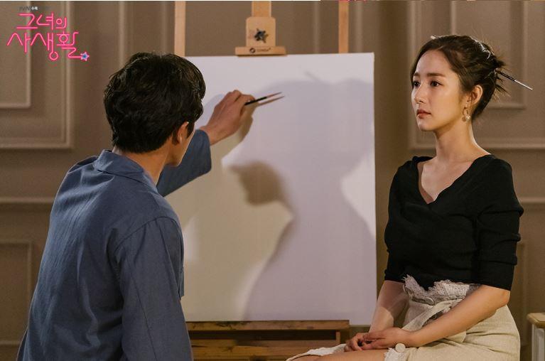 Her Private Life deokmi ryan gold trauma