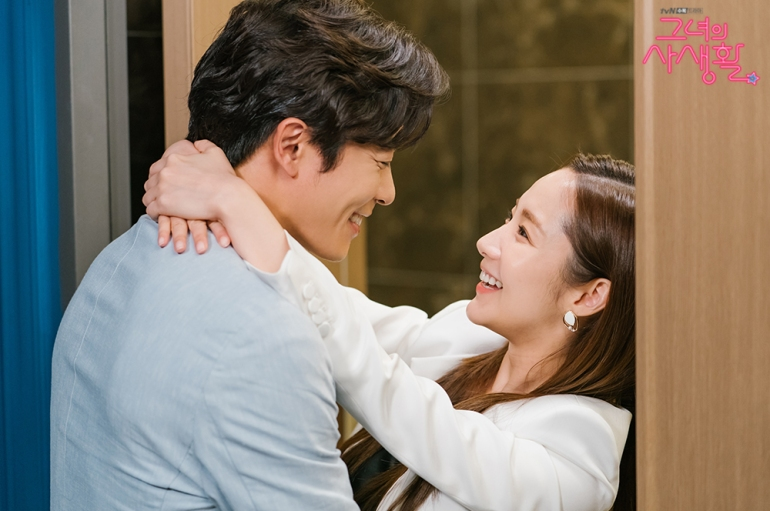 Her Private Life park min young kim jaewon