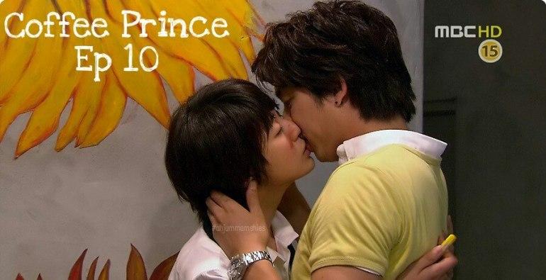 kiss 9 coffee prince