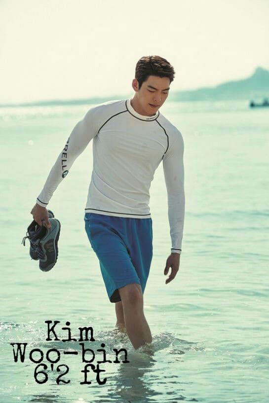 tall 5 kim woo bin