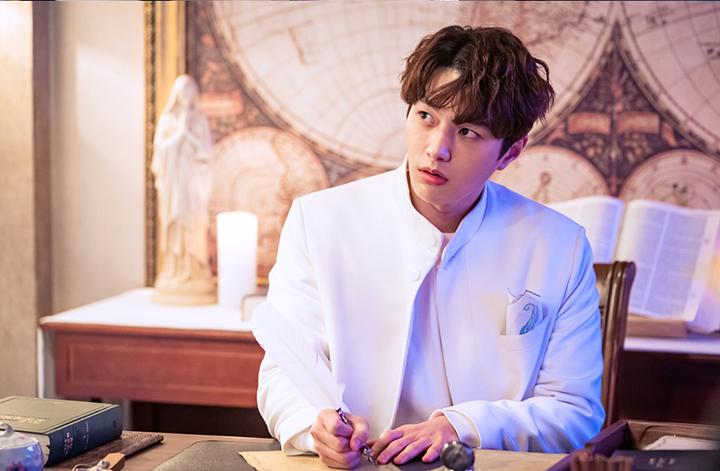 angel last mission love kim myungsoo L angel
