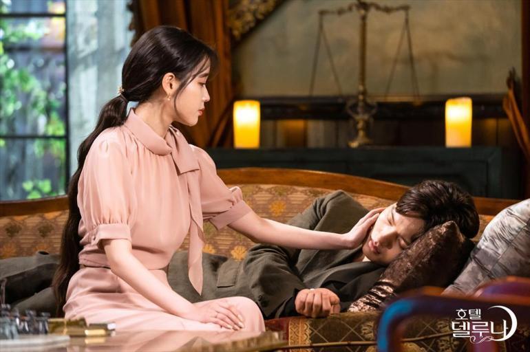 chanseong manweol sweet moment