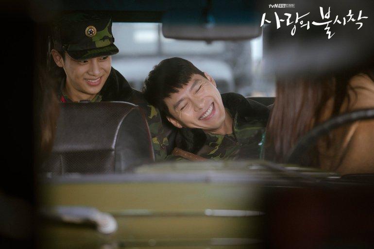 crash landing on you company five hyun bin lee sinyoung