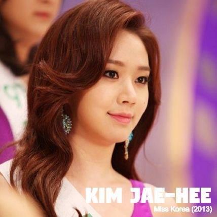Go Sung-hee Miss Korea