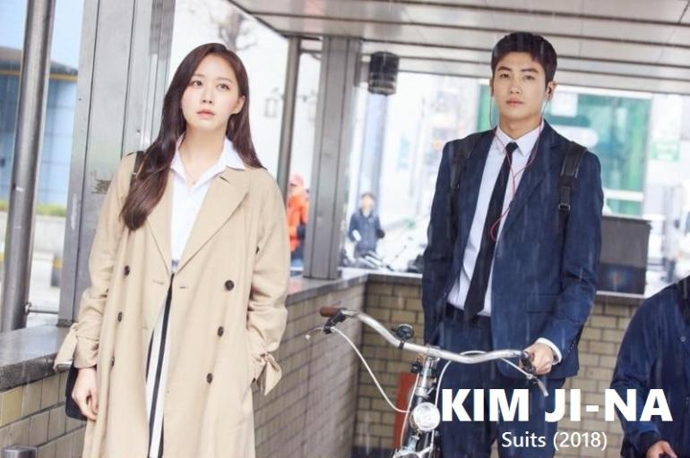 Go Sung-hee Suits