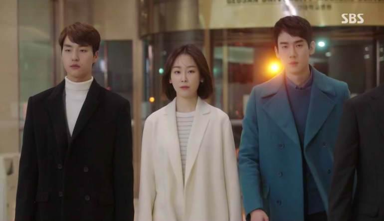 Dr romantic season 1 main leads