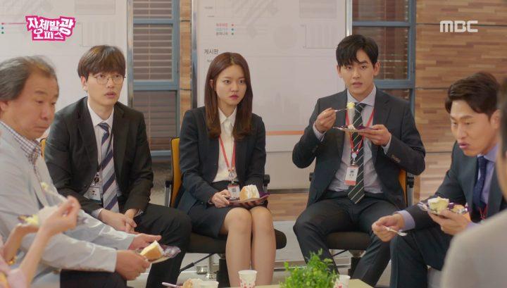 Eun Ho-won, Do Ki-taek, and Jang Kang-ho (Radiant Office)