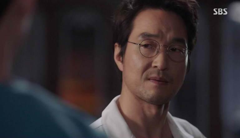Han Suk Kyu Dr Romantic S1