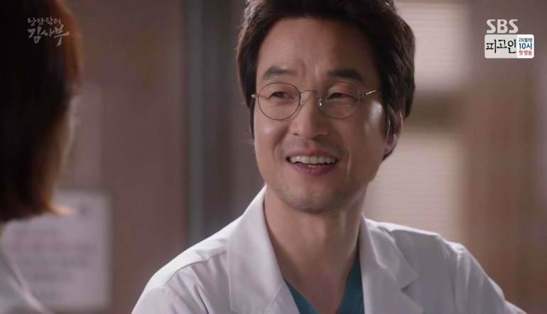 Han Suk Kyu Dr Romantic Season 1