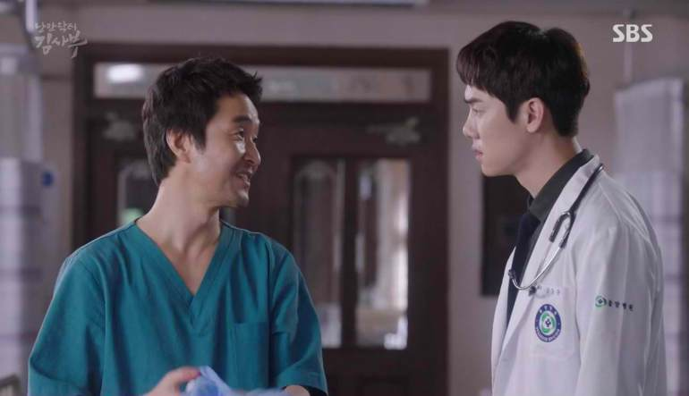 Han Sukkyu Yoo Yeonseok