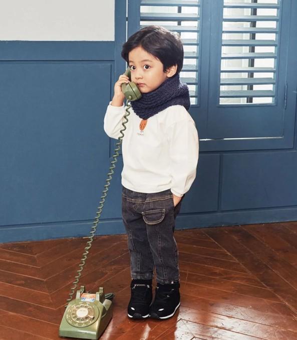 Hi bye mama seowoo boy