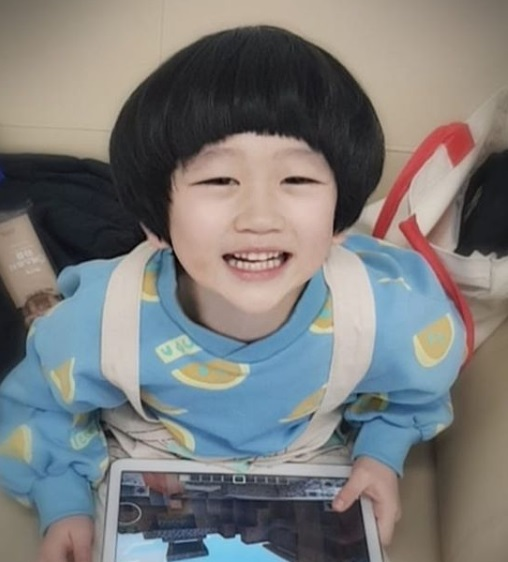 jung si yul her private life child actor