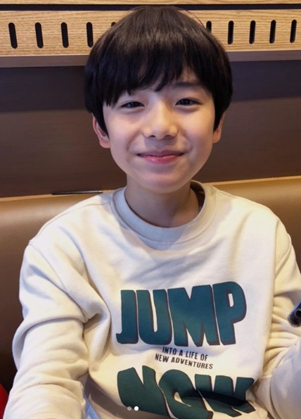 secretary kim child actor moon woojin