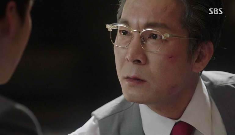 yang sejong crying scene 2