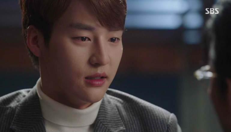 yang sejong crying scene