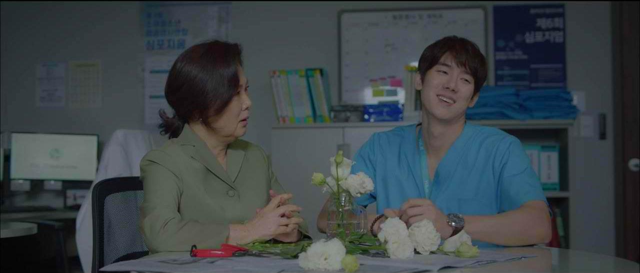15.2 Hospital Playlist Jang Rosa Ahn Jeongwon