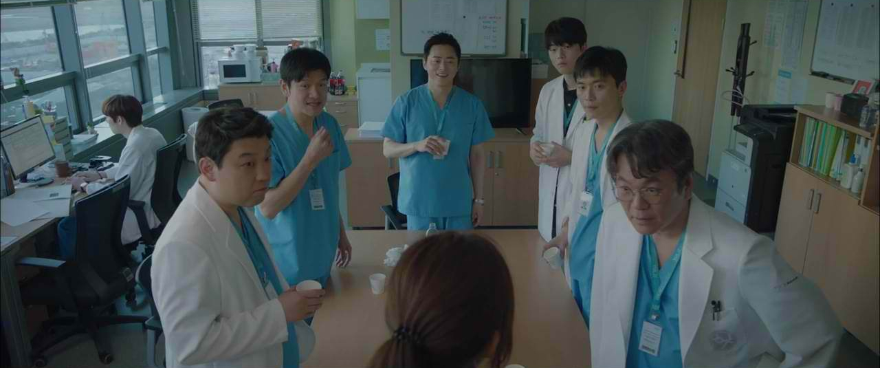 38 hospital playlist GS doctors