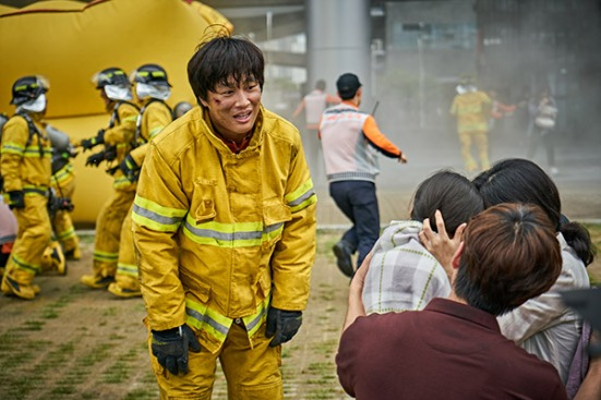 cha tae hyun along with the gods