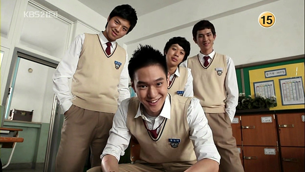 go kyung pyo jungle fish debut
