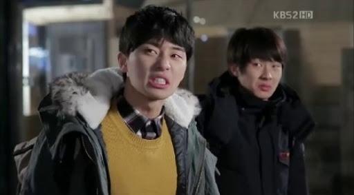 park seo joon shut up family