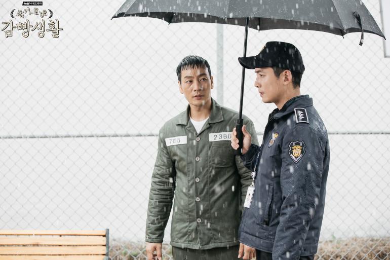 Prison Playbook Park Hae soo Jung Kyungho