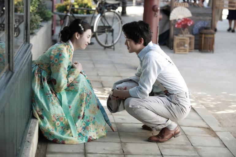 Love Lies Korean movie han hyo joo yoo yeon seok 2