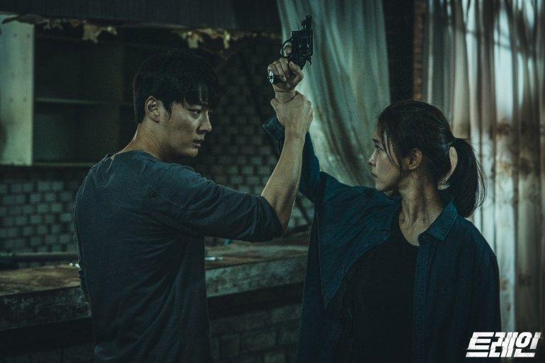 train kdrama yoon siyoon kyung soojin 2